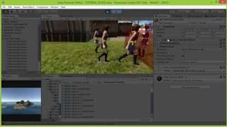 Population Engine - Building a Village Tutorial (Unity 5)