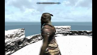 Skyrim Console Commands Tutorial - Spawning People & God Mode