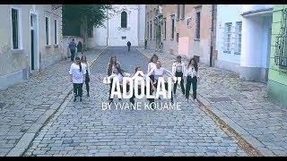 YVANE KOUAME-ADÔLAI(demo danse officielle)