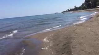 Ünye Çamlık Sahili, Karadeniz'in güzel bir köşesi