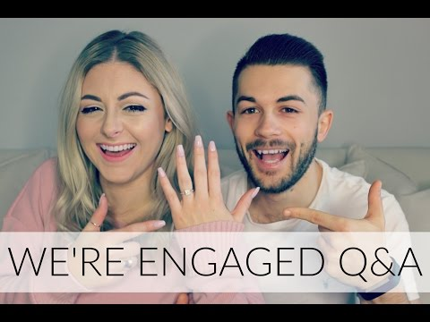 Xxx Mp4 We Re Engaged Q A Wedding Bells 2017 3gp Sex