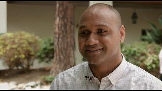 NU Scholar Jeremiah Chambers