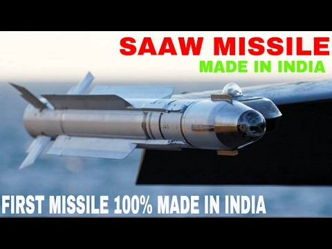 saaw test successful India first 100% made in India