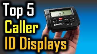 Top 5 Caller ID Displays 2018 | 5 Best Caller ID Displays | Best Caller ID Displays Reviews