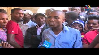 Witnesses: Men who shot 7 year old Mutinda were not in police uniform