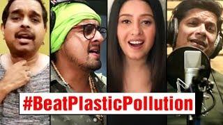 """""""Tik Tik Tik"""" Plastic Song   Sonu Nigam, Shankar, Shaan   Bhamla Foundation"""