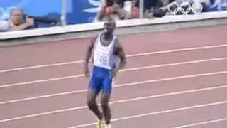 เดเร็ก เรย์มอนด์ นักวิ่งแข่งโอลิมปิค
