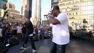 Eminem - Not Afraid (Live) (HD)