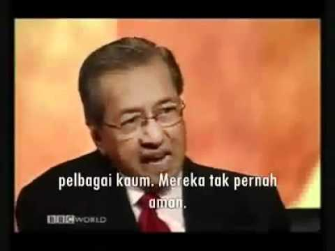 Debat Tun Dr. Mahathir VS Yahudi