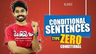 04. Conditional Sentences : Zero Conditional by Ayman Sadiq [JSC | SSC | HSC | Admission]
