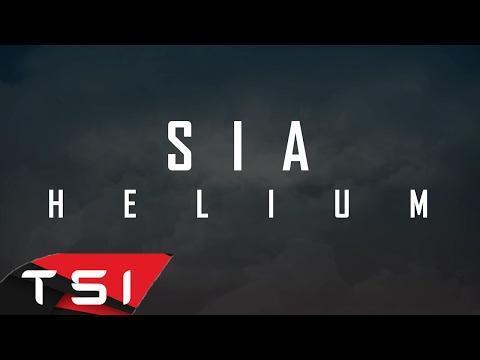 Sia - Helium (Lyrics)