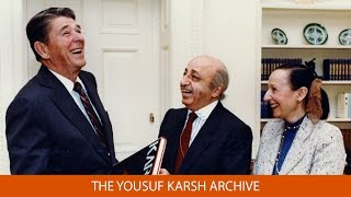 The Yousuf Karsh Archive