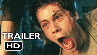 Maze Runner 3: The Death Cure Official Trailer #2 (2018) Dylan O