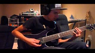 Suicide Silence - Wake Up (Cover)    New ESP LTD 7 String Deluxe H-1007!