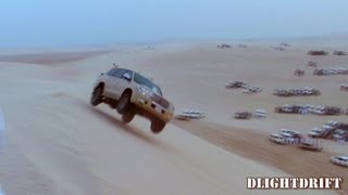 Desert Driving in Qatar - شباب العديد Part 1 (2012)