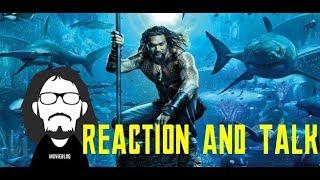 Aquaman Official Trailer Reactiontalk