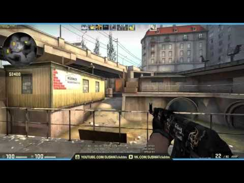 Matchmaking in CS:GO #434 [Siberian Mouse на Overpass]
