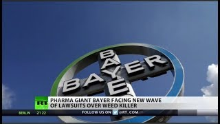 Bayer Slammed by Avalanche of Lawsuits