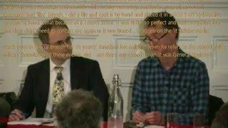 Operation Winter Key (ICCP): UK VIP Paedophiles: