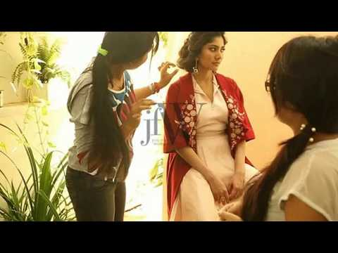 Xxx Mp4 Malar Sai Pallavi S Viral Photo Shoot Making Visuals 3gp Sex