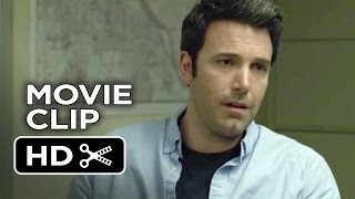 Gone Girl Movie CLIP - Should I Know My Wife's Blood Type? (2014) - Ben Affleck Movie HD