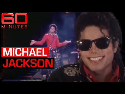 Bad company 1987 Very rare Michael Jackson interview 60 Minutes Australia