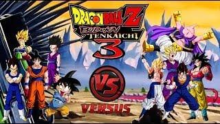 DRAGON BALL Z BUDOKAI TENKAICHI 3 LATINO VERSION FINAL GAMEPLAY PART 27