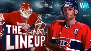 Top 10 Underrated NHL Players of All Time - The Lineup Ep. 2