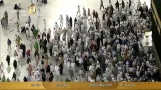 الشيخ محمود عبدالحكم تلاوة خاشعة لسور الحجر النحل -  قناة القران الكريم