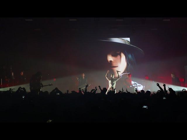 GORILLAZ 'We Got The Power' Live at Printworks London