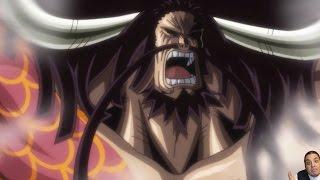 Kaido Revealed Vs Kid Alliance! - One Piece Episode 739 ワンピース Anime Reaction -- 4th YONKOU