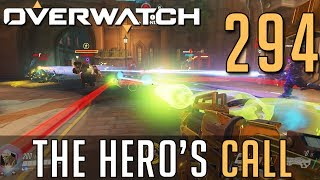 [294] The Hero's Call (Let's Play Overwatch PC w/ GaLm and Curryshot)