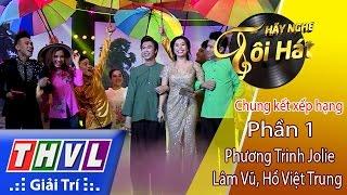 THVL | Hãy nghe tôi hát 2017 - Tập 13: Phần 1- Thái Châu, Phương Dung, Giao Linh và 3 ca sĩ