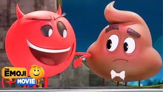 The Emoji Movie 'She Said Wiped' Trailer (2017) Animated Movie HD