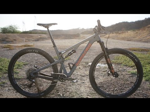 First Ride 2017 Santa Cruz Tall Boy Carbon CC - Mountain Bike Action Magazine