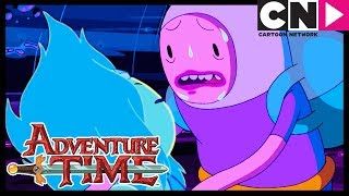 Adventure Time | Burning Low (clip) | Cartoon Network