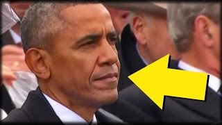 LOOK: EVERYONE NOTICES 1 DETAIL ABOUT OBAMA DURING TRUMP