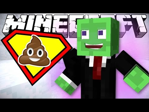 Minecraft SUPER POOPS FOR EVERYONE Minecraft Build Battle Mini Game