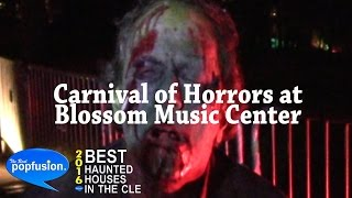 2016 BEST Haunted Houses in the CLE: Carnival of Horrors