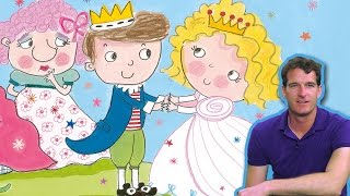Cinderella | Fairy tale read by Dan Snow | Story Time | Toddler Fun Learning & Ladybird
