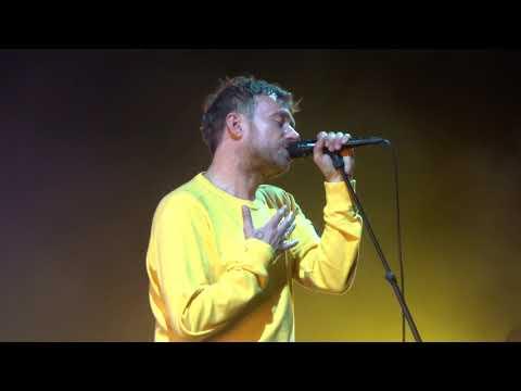 Gorillaz - Humility (first time performed live) @ Rock im Park, Nürnberg 01/06/18