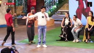 Funny Moments On The Kapil Sharma Show During Happy Bhaag Jayegi Promotion