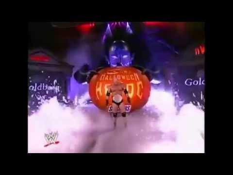 Bill Goldberg's Greatest  entrance