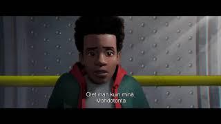 SPIDER-MAN: KOHTI HÄMÄHÄKKIVERSUMIA   Virallinen traileri #2 I Elokuvateattereissa 14.12.2018