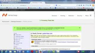 Transfer a Domain  from Namecheap to Hostgator Business Online 247Bi
