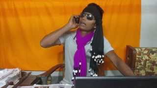 Funny Bangla news Reader | কেউ হাসতে হাসতে মরে গেলে আমি দায়ী নহে