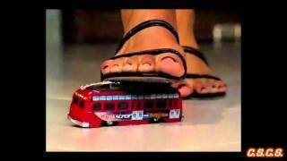 K - Slow Motion 300fps - Toy Cars 01