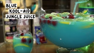 The Blue Kool-Aid Jungle Juice