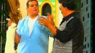 مسرحية انا ومراتى ومونيكا سمير غانم