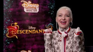 """Justine Magazine: """"Descendants 2"""" Cast Play Game: Who Would You Take?"""